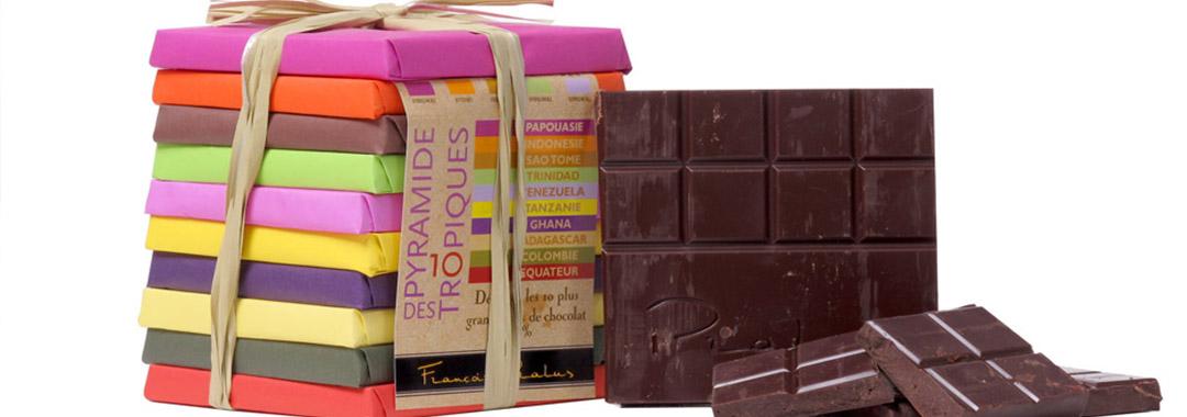 creazioni di cioccolato