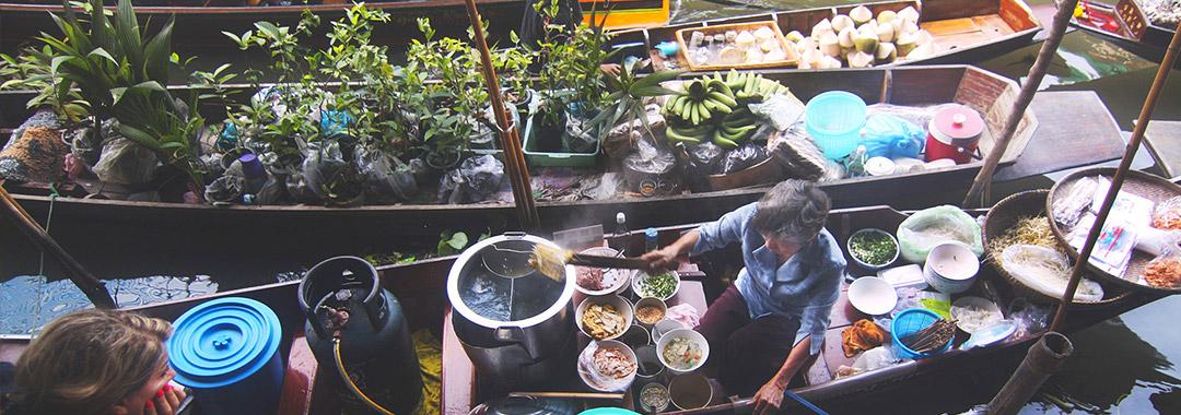 gastronomia thai