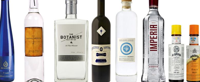 gin, vodka e altri
