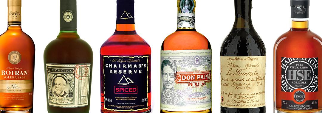 rum, cachaça