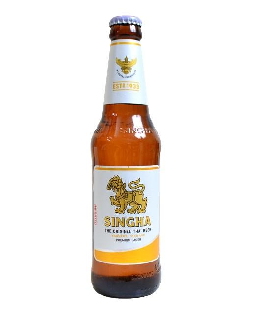 Birra Thaï Singha - Singha