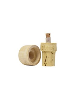 Tappi dosatori in sughero e legno 25 cl - Guinelle (La)