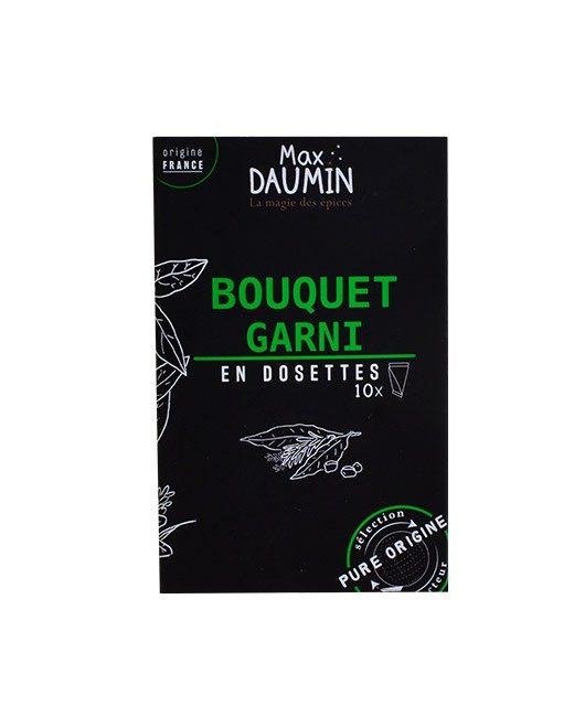 Bouquet garni - capsule salvafreschezza - Max Daumin