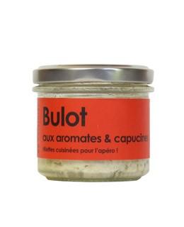 Buccino, alle erbe aromatiche e alla cappuccina - L'Atelier du Cuisinier