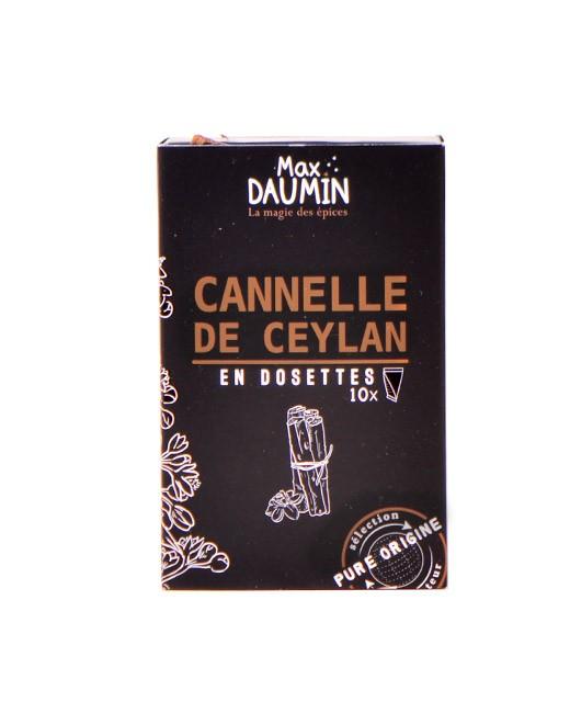 Cannella - capsule salvafreschezza - Max Daumin