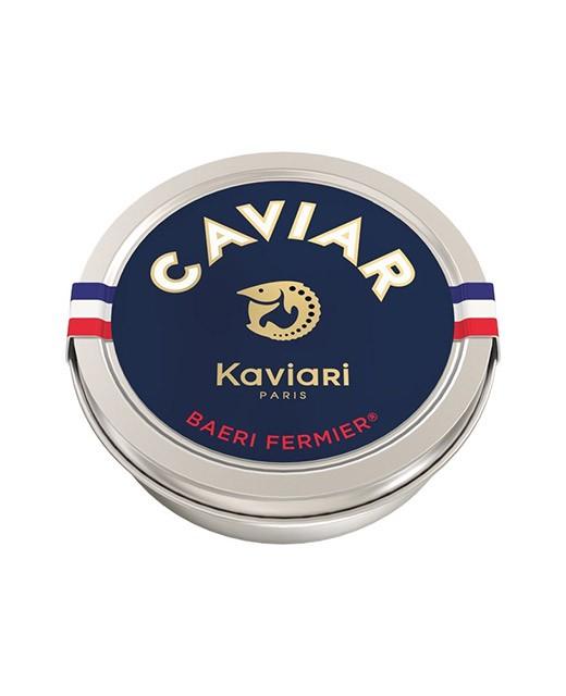 Caviale Baeri Royal 125g - Kaviari