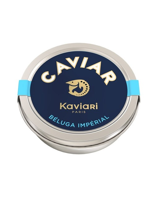 Caviale Beluga Royal 125g - Kaviari