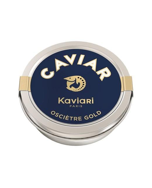 Caviale Oscietra Gold 50g - Kaviari