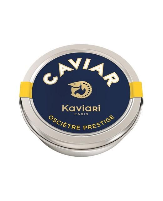 Caviale Oscietra Prestigio 30g - Kaviari