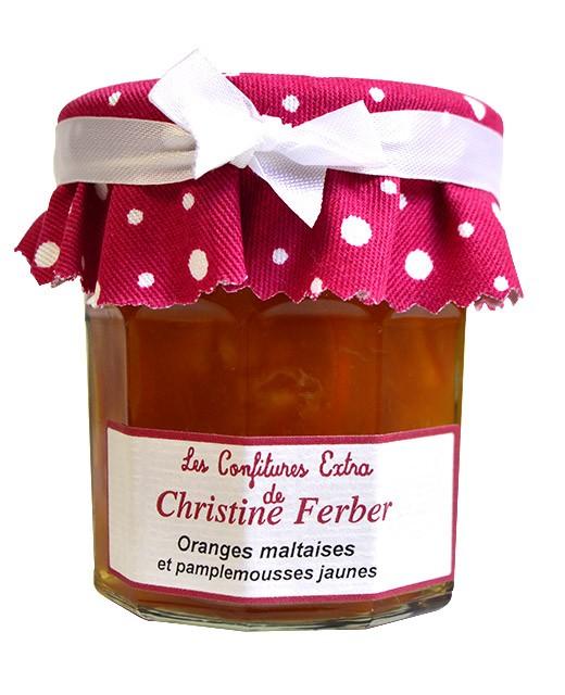 Marmellata d'arance e pompelmo - Christine Ferber