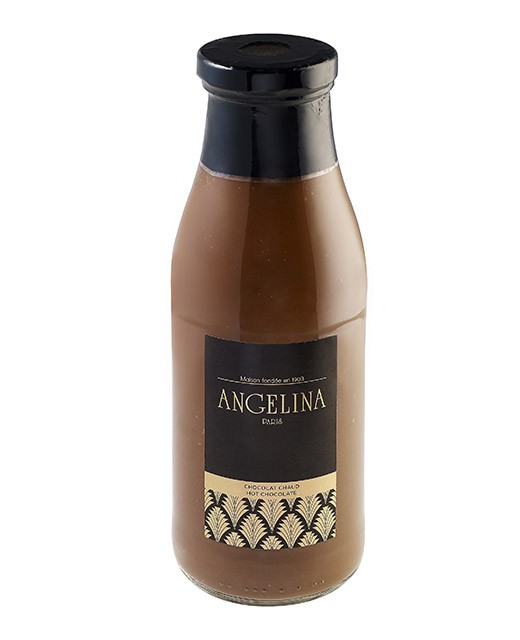 Cioccolata calda all'antica - Angelina