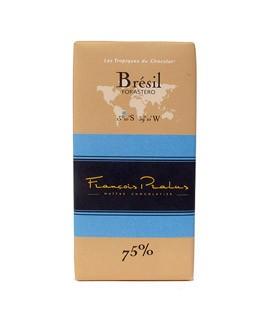 Tavoletta di cioccolato fondente - Brasile  - Pralus