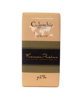 Tavoletta di cioccolato fondente - Colombia - Pralus