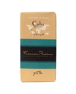 Tavoletta di cioccolato  fondente - Cuba  - Pralus