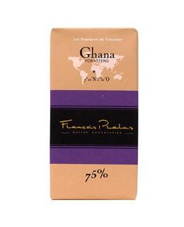 Tavoletta di cioccolato fondente - Ghana - Pralus