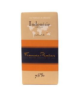 Tavoletta di cioccolato fondente - Indonesia - Pralus