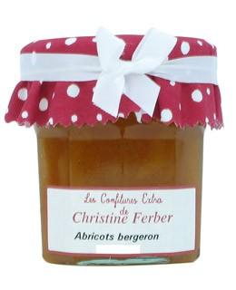 Marmellata d'albicocche bergeron - Christine Ferber