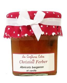 Marmellata d'albicocche bergeron alla vaniglia - Christine Ferber