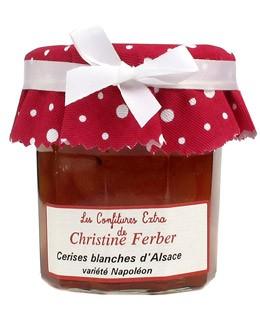 Marmellata di ciliegie bianche  - Christine Ferber
