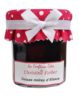 Marmellata di ciliegie nere - Christine Ferber