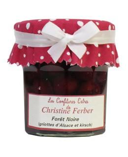 Marmellata foresta nera di amarene al kirts - Christine Ferber