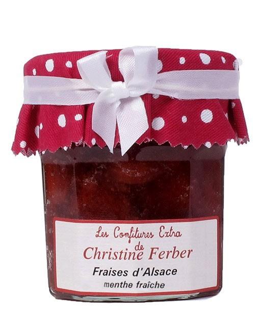 Marmellata di fragole e menta fresca - Christine Ferber
