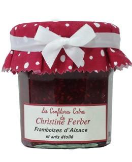 Marmellata di lamponi all'anice stellato - Christine Ferber