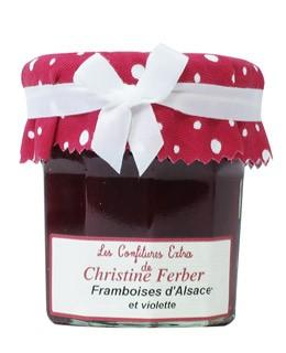 Marmellata di lamponi e violette - Christine Ferber
