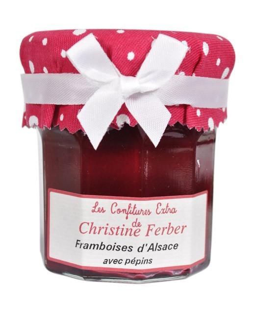 Marmellata di lamponi con i semi - Christine Ferber