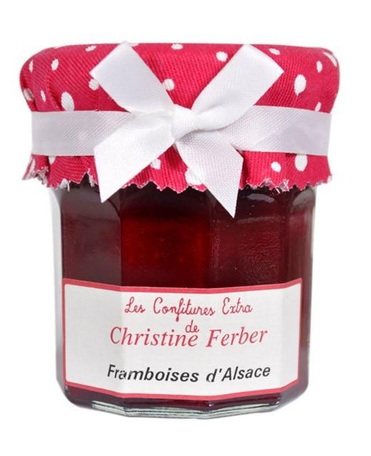 Marmellata di lamponi senza semi - Christine Ferber