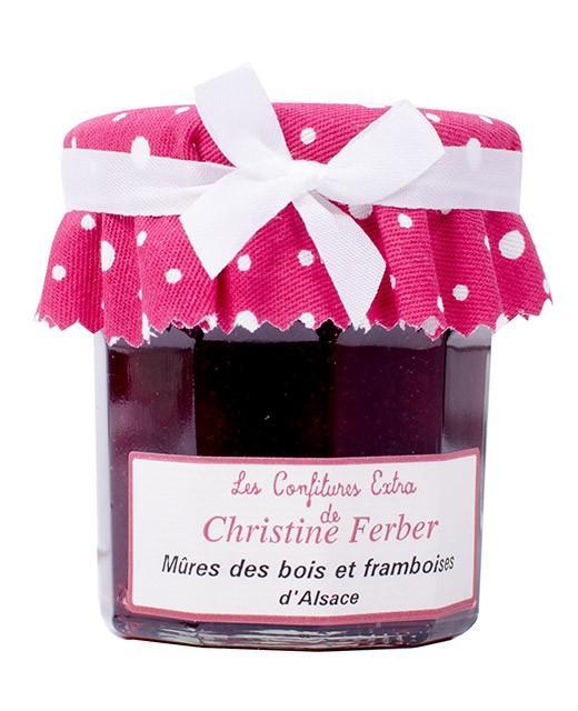 Marmellata di more e lamponi - Christine Ferber