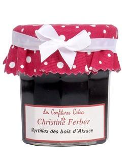 Marmellata di mirtilli di bosco - Christine Ferber