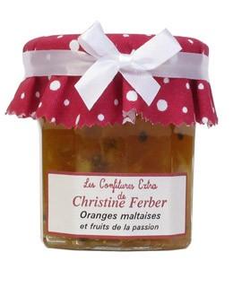 Marmellata d'arancia e frutto della passione - Christine Ferber