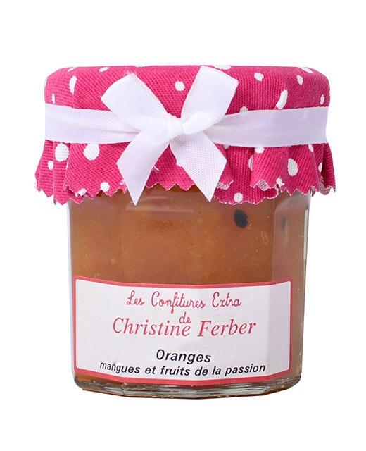 Marmellata d'arance, mango e frutto della passione - Christine Ferber