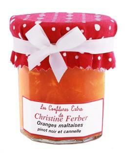 Marmellata d'arance al Pinot nero e cannella - Christine Ferber