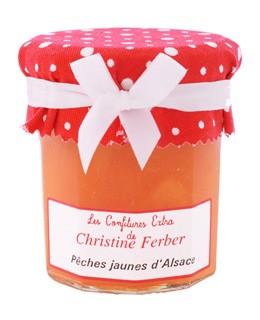 Marmellata di pesche bianche - Christine Ferber