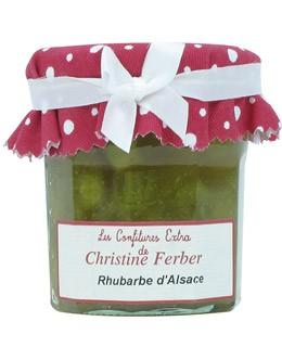 Marmellata di rabarbaro - Christine Ferber
