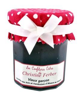 """Marmellata del """"nonno"""" - mirtilli e lamponi al kirsch - Christine Ferber"""