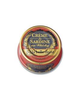 Crema di sardine al whisky - La Belle-Iloise