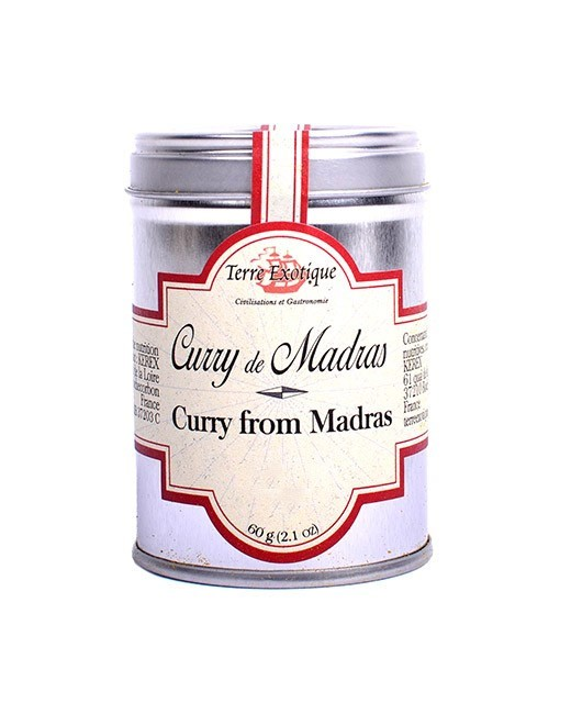Curry di Madras - Terre Exotique