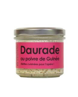 Orata grigia al pepe della Guinea - L'Atelier du Cuisinier