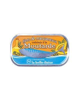 Filetti di sgombro preparato con senape - La Belle-Iloise