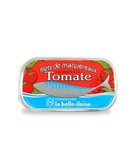 Filetti di sgombro preparato con pomodori - La Belle-Iloise