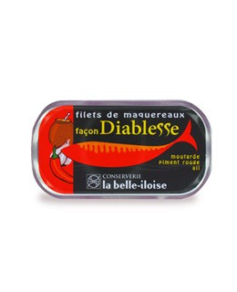 Filetti di sgombro alla Diavola - La Belle-Iloise