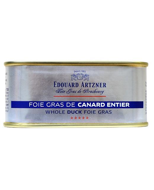 Foie gras di anatra intero 200 g - Edouard Artzner