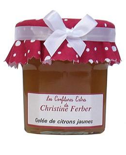 Gelatina al limone - Christine Ferber