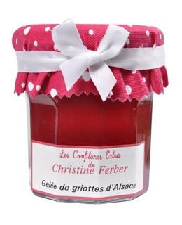 Gelatina di amarene - Christine Ferber