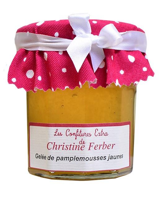 Gelatina di pompelmi rosa - Christine Ferber