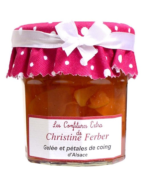 Gelatina e pezzetti di mele cotogne - Christine Ferber