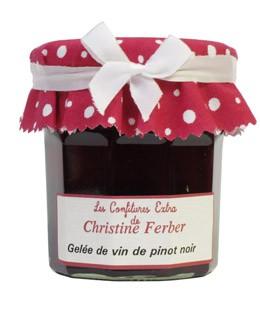 Gelatina di vino Pinot Nero - Christine Ferber